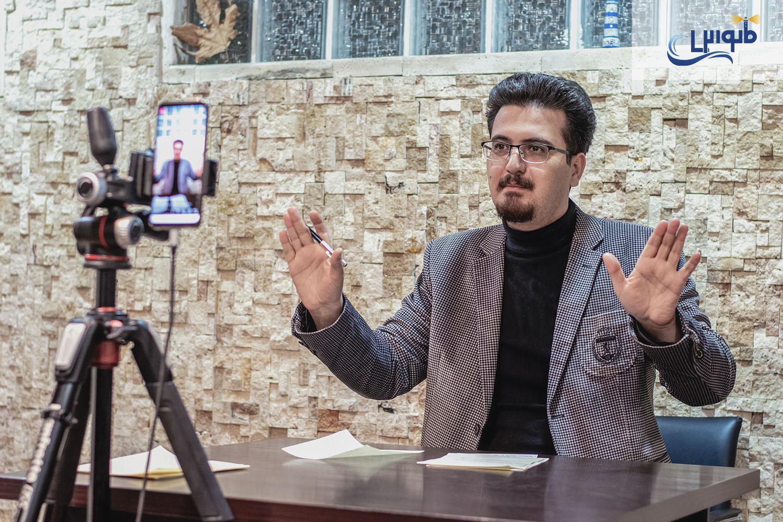 لایو اینستاگرام سید مجتبی حسینی نیا با موضوع پاسخ به سوالات چی کار کنم فرزندم سیگاری نشه؟