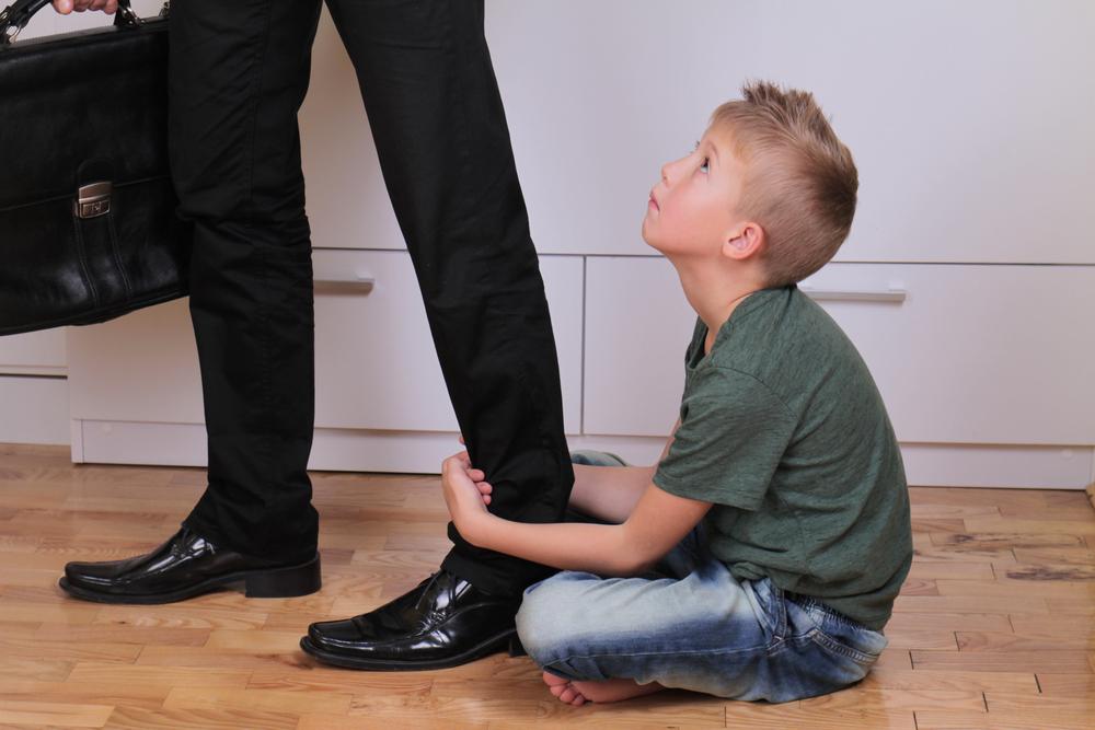 من از کدام گروه پدران هستم که به نوجوانم در حال آسیب زدنم؟